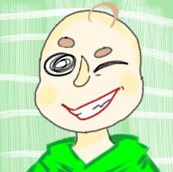 Another Baldi by MagicRainbowOfChica