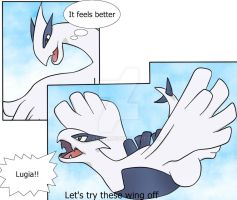 Comission Lugia TF page 3 by Avianine