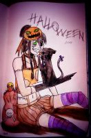 Halloween 2015 by tahonard