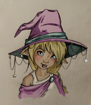 Young Taako by JadeDragonne