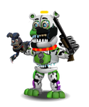 supermegaMLGfreddy by ChicSwag
