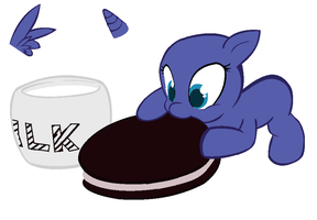 Base 1: nom nom!!! oreo!!! by FlutterDragon23