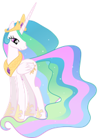 Princess Celestia by Pilot231