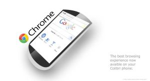 Google Chrome for Mobile concept by RVanhauwere