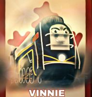 Request. Vinnie by Caledonian-Railsmith