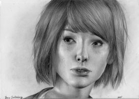 Max Caulfield by ItsMyUsername