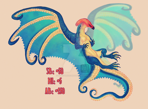 Squivern Adopt Auction - OPEN by Anti-Dark-Heart