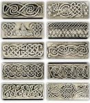 CELTIC JEWERY LITTLE BOXES 1 by arteymetal