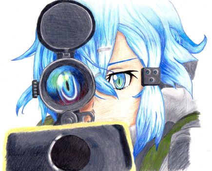 Sinon by JasonW129