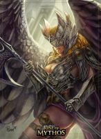 Valkyrie by PTimm