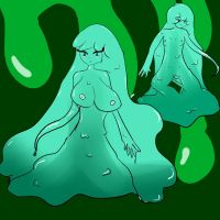 Jessamine the Slime Girl. by SexySenpai