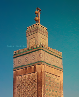 mosquee Fes by Aminebjd