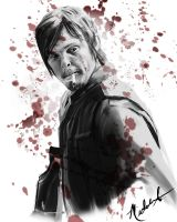 The Walking Dead: Daryl Dixon by SparkOut1911
