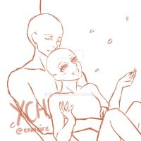 COUPLE YCH CLOSED by enmoire