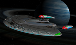 USS Enterprise NCC1701H by Kirtemor