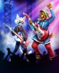 Rock Dog by Soltia