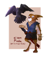 Civen Piedia of the Rabbit-Folk by ChesterPalm