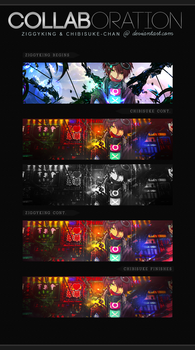 Radioactive {COLLAB} by Chibisuke-Chan