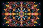 Mandala Of Internal Harmony by MomoMondblume