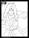 Haku of the Mist Lines by l3xxybaby