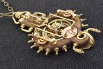 Steampunk Pendant 2.1 by dkart71