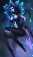 Death Blossom elise by yy6242