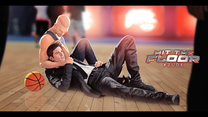 Hit the Floor - Zero and Jude | Zude Render #2 by LitoPerezito