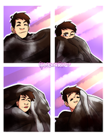 Cozy Dan(? by aileenarip
