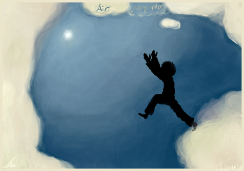 jump into the air by mOep-designs