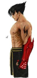 Jin Kazama  PROFILE by Kandoken