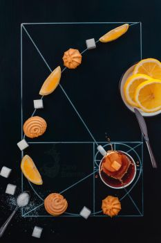 Golden ratio of teatime by dinabelenko