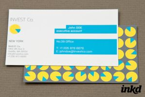 Investment Company Business by inkddesign