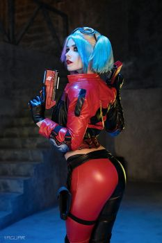 Injustice 2 - Harley Quinn by YaguarPhotography