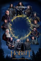 The Hobbit Movie Poster by njferns