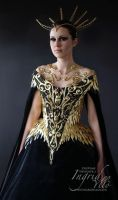 Costume for the Queens Gallery by MissMaefly