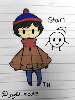 For all you Stan lovers :3 by Joyful-Nicole