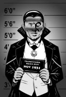Usual Suspect - Dracula by b-maze