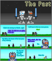 The Past: Part 5 by Color17