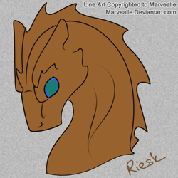 Osask's Riesk by Hannawolf
