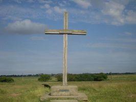 Stock: Cross Monument by legendpendragon9