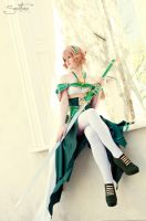EC 2013: Magic Knight by melvinopolis
