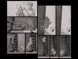 Myst: The Book of Atrus Comic - Page 127 by larkinheather