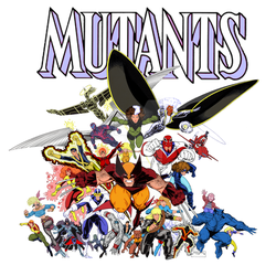Mutants by markdominic