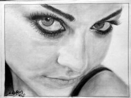 Amy Lee by sathee911