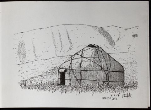 Yurt by Vautch