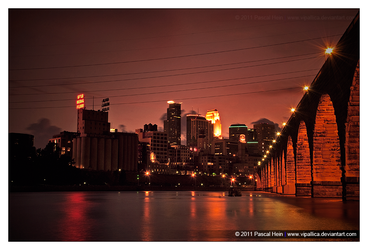 Mill City by Vipallica
