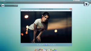 My Windows 8 Desktop 15/03/2013 by zaktech90