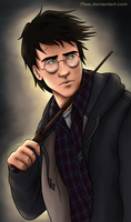 Harry Potter by 7Lisa