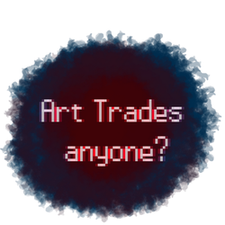 Art Trades Anyone by james-halstead321