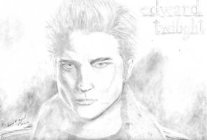 Edward Cullen by kibasgirl4ever